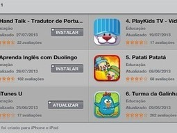 Aplicativo criado por alagoanos lidera downloads na Apple Store brasileira | Science, Technology and Society | Scoop.it