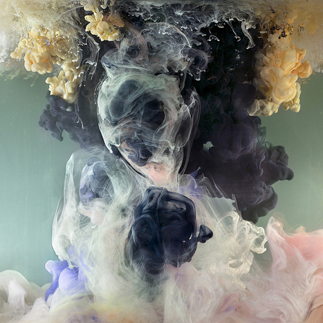Kim Keever Constructs and Photographs Underwater Phenomena | ScubaObsessed | Scoop.it