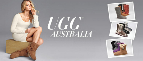 Buy UGG Boots Australia Cheap 2013 2014 Outlet USA Store Online | fashion | Scoop.it