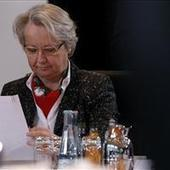 PhD Stripped From German Education Minister | Be Legal And Fair | Scoop.it