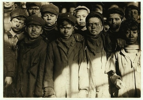 Lewis Hine's Photography and The End of Child Labor in the United States | xposing world of Photography & Design | Scoop.it