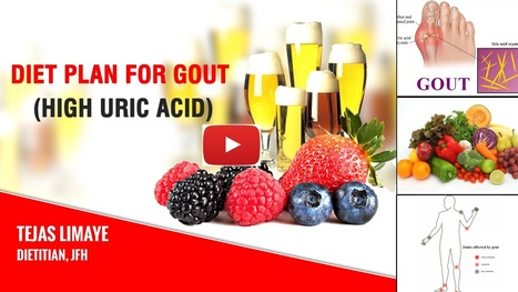 Sample Diet Plan For Gout (high uric acid) - Just for Hearts | Corporate Wellness | Scoop.it