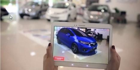 Você compraria um carro sem vê-lo? - Adnews - Movido pela Notícia | QRCoded | Scoop.it