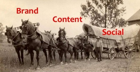 Is Your Social Media Marketing Cart Before Your Horse? - Marketing Land | B2B Data Matching | Scoop.it
