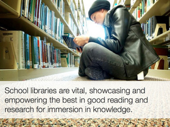 School libraries in safe hands | Uppdrag : Skolbibliotek | Scoop.it