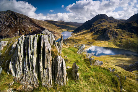 South Wales: Cwm Idwal valley   Wicked!   Scoop.it