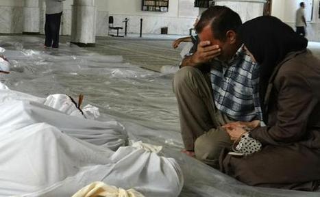 Attaque chimique en Syrie: Le rapport de l'ONU montre la responsabilité d'Assad, selon les Etats-Unis | 694028 | Scoop.it