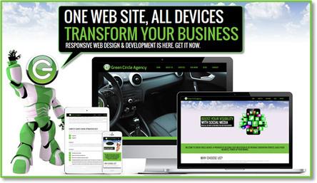 Professional Web Design | Mobile AL | Daphne | Fairhope | Gulf Shores | green circle agency | Scoop.it