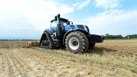 Methane-Powered Tractor Could Cut Farmers' Costs, Emissions | Energy, Enviroment, Waste processing, Green&renevables, green analyzes and forecasts, waste analyzes and forecasts, waste equipement, wind energy, solar energy, geothermal, water energy, nonconventional energy | Scoop.it