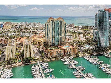 Condos for sale in Miami beach # Southpointe # The yacht club at Portofino residences and marinas - Claude Hayot Miami Realtor | MIAMI BEACH  REAL ESTATE | Scoop.it