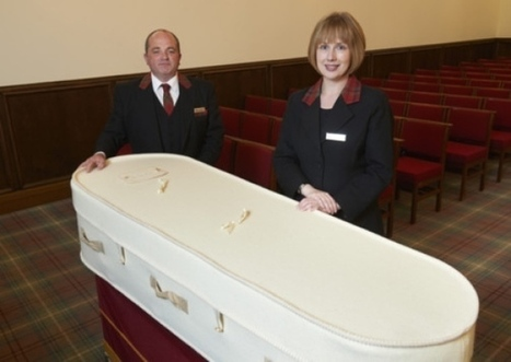 Inverness funeral firm offering wool coffins - Odd - Scotsman.com | Tuminds Social Media | Scoop.it