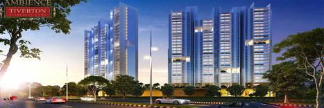 Ambience Tiverton in Noida Sector 50, Flats for Sale | Aditya Estates™ | Real Estate property | Scoop.it