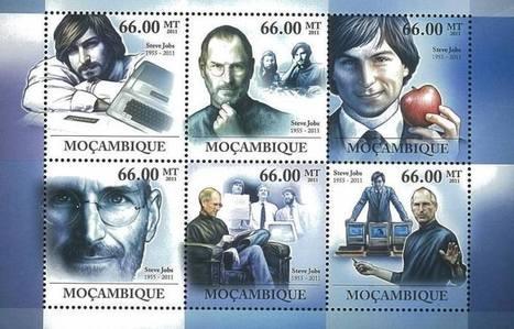 Steve Jobs tendrá su propia estampilla postal  iSolutions-Corp   AppleStore   MacTopia    Apple   Scoop.it
