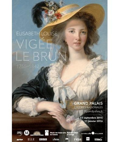 Élisabeth Louise Vigée Le Brun | L'art, l'humour et l'humain... | Scoop.it