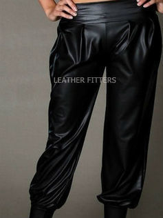Women Leather Harem Halloween Pant  Leather Harem Halloween Pants for Women   Celebration and traditions for Halloween   Scoop.it