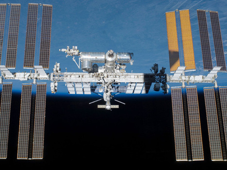 Space Station's Cooling System Suffers Partial Shutdown - IEEE Spectrum | Daily Magazine | Scoop.it