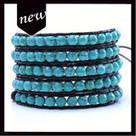 Sale! Turquoise Zen Wrap Bracelet | ballabracelets.com | Adam Watson | Scoop.it