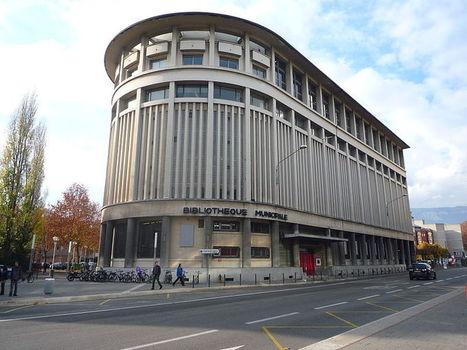 La bibliothèque municipale de Grenoble, pilote pour le prêt numérique | Bibliothèque hybride | Scoop.it