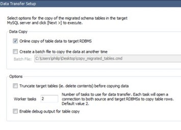How to Migrate Microsoft SQL Server to MySQL Database   programming...tips...and issues...   Scoop.it
