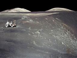 Desarrollan un sistema para producir electricidad en la Luna de noche | tecno4 | Scoop.it