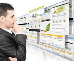 Quel site web choisir pour votre activité ? | Réseaux sociaux et stratégie d'entreprise | Scoop.it