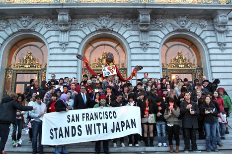 [Photo] San Francisco with Japan | Flickr - Photo Sharing! | Japon : séisme, tsunami & conséquences | Scoop.it
