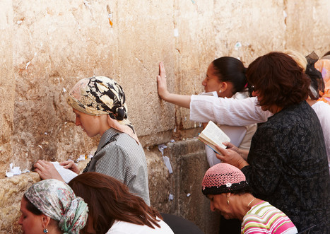 New Prayer Platform At Western Wall Sparks Protests | Uskonto | Scoop.it