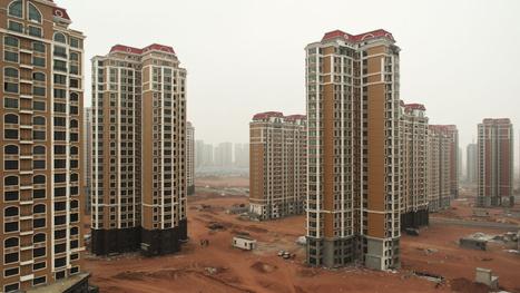 Las surrealistas (y preocupantes) ciudades fantasma de China | Nuevas Geografías | Scoop.it