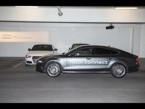 Voiture autonome: vous en rêviez, Audi l'a fait!   Audi   Scoop.it