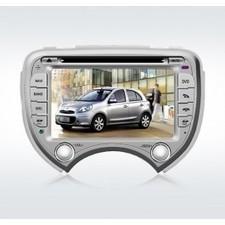 Poste Radio Nissan March avec écran tactile divx DVD mp3 Bluetooth GPS Map Poste autoradio DVD - Autoradio DVD GPS - Autoradio GPS multimedia offert a prix discount - audiotechdiscount.com | Poste Radio << Autoradio GPS << Autoradio pas cher | Scoop.it
