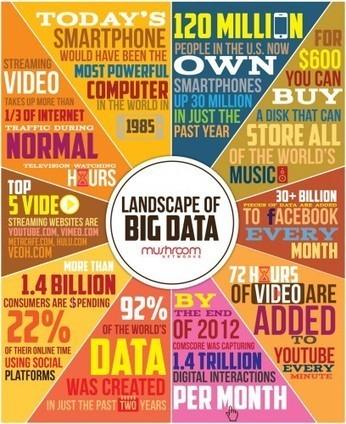 Big Data, quelle véritable utilité pour les entreprises ? | Digital Presentations | Scoop.it