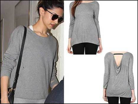 #BudgetDiaries: Get This Look Of Deepika Padukone For Only 7396/- | Celebrity Fashion Trends | Scoop.it