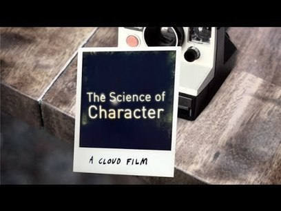 """The Science of Character (a new 8 min """"Cloud Film"""") 