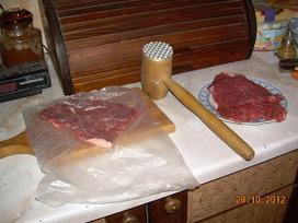 #Recipe #Recept: Rolovane Junece Snicle | Soul Food Recipes | Scoop.it