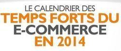 Quels seront les temps forts du e-commerce en 2014 | Expérience client : Retail, POS, e-commerce | Scoop.it