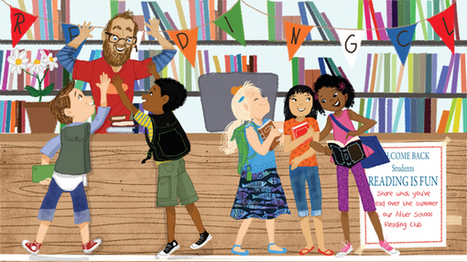 26 Forward-thinking Programs for Back to School | Creativity in the School Library | Scoop.it