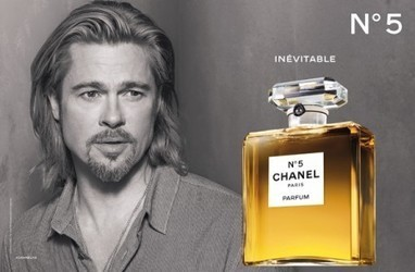 The official First Look At Brad Pitt For Chanel No. 5 : by Styling Amsterdam | By Styling Amsterdam Fashion Designers Models Trendsetters Daily Notes Agenda Guide Style Trends Magazine Calendar Planner News Fashion days and deals Celebrity styles | Scoop.it