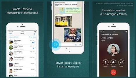 WhatsApp ahora permite enviar emojis más grandes y hacer zoom en vídeos | Aprendiendoaenseñar | Scoop.it