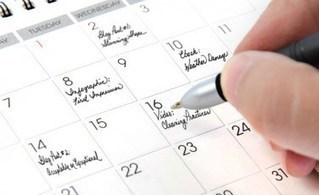 Build Your Content Calendar: 3 Easy Steps | Business matters | Scoop.it