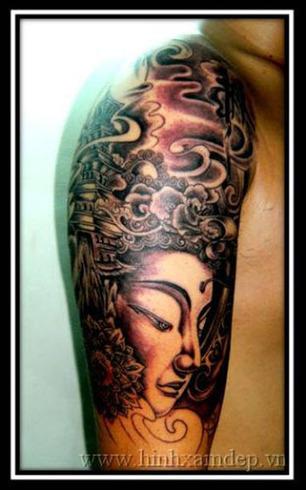 xăm hình nghệ thuật có đau không | Xăm Hình Nghệ Thuật Đẹp Nhất Tại Tattoo PT ART ở HCM | Scoop.it