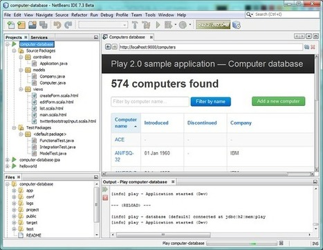 Play Framework Plugin for NetBeans IDE (Geertjan's Blog) | playframework | Scoop.it