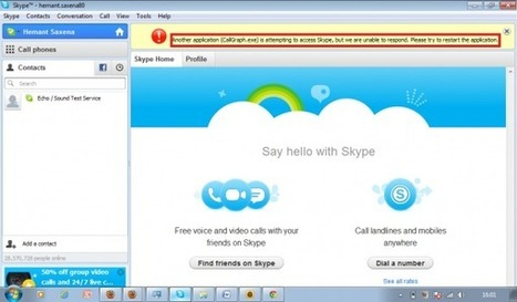 Record Skype conversation with Call Graph Toolbar | Time to Learn | Scoop.it