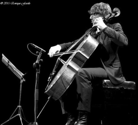 Louis Sclavis & Vincent Courtois (Festival Internacional de Jazz de Madrid, Auditorio del Instituto Francés, Madrid. 2015-11-19) | JAZZ I FOTOGRAFIA | Scoop.it