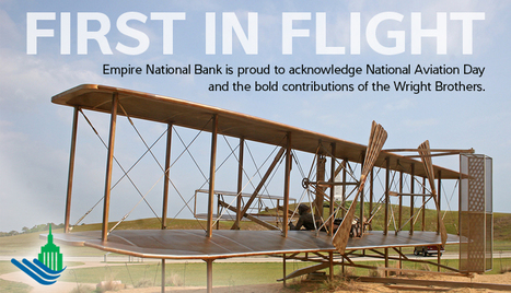 NATIONAL AVIATION DAY – August 19 | News and Insights for Better Banking | Scoop.it
