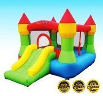 Buy a Bounce House for Summer Fun in the Backyard! | Karam Roman | Scoop.it