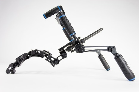 Rhino Camera Gear announces the Rhino Shoulder Rig | Photography at large | Scoop.it