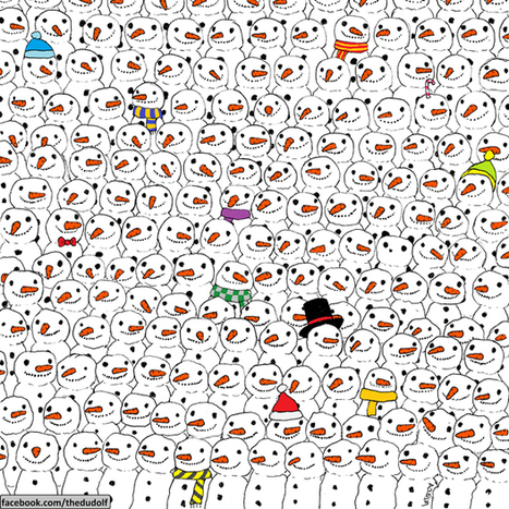 Can you spot the panda? The latest Internet obsession | INTRODUCTION TO THE SOCIAL SCIENCES DIGITAL TEXTBOOK(PSYCHOLOGY-ECONOMICS-SOCIOLOGY):MIKE BUSARELLO | Scoop.it