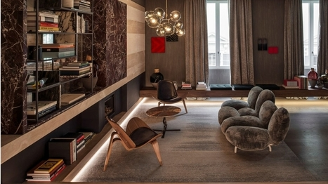 FENDI Private Suites | Les Gentils PariZiens : style & art de vivre | Scoop.it
