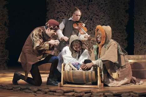 'Rumpestiltskin' fiddler at Imagination Stage provides artistic healing power - Gazette.Net: Maryland Community News Online | Theta Healing | Scoop.it