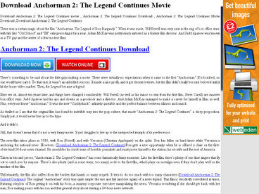 Download Anchorman 2: The Legend Continues | Anchorman 2: The Legend Continues Download or Watch | Scoop.it